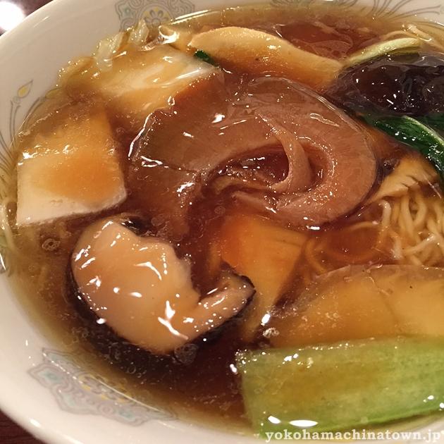 三和楼の排翅麺